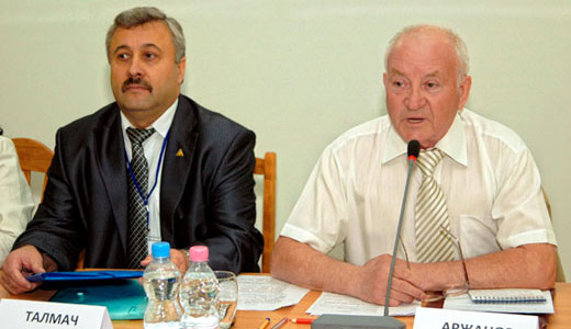 Ghenadii Arjanov, Victor Talmaci