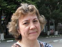 Лариса Сапожников