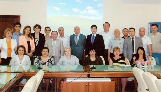 seminar moscova